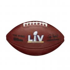 Super Bowl 55 Footballs