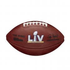 Super Bowl 55 Footballs