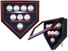 8 Baseball Display Case
