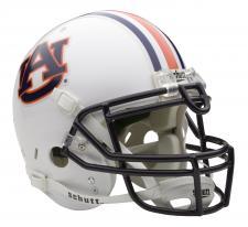 Auburn Tigers Full Size Authentic Helmet by Schutt