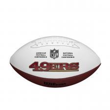 49ers team logo football