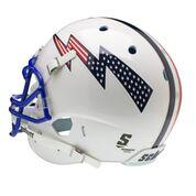 Air Force Falcons Football Helmet back