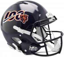 Chicago Bears100 Helmet Riddell Speed
