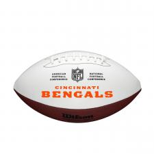 Bengals team logo football