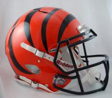 Cincinnati Bengals Helmet Riddell Speed 1981-Current