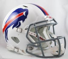 Buffalo Bills Helmet Riddell Speed 2011-Current