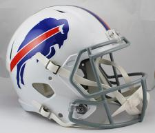 Bills Replica Speed Helmet