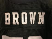 Bob Brown Raiders Jersey