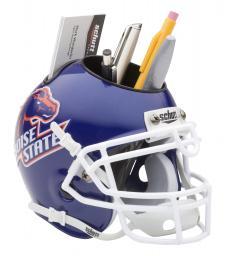 Boise State Broncos College Mini Helmet Desk Caddies