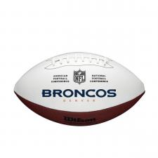 Broncos team logo football