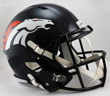 Broncos Replica Speed Helmet