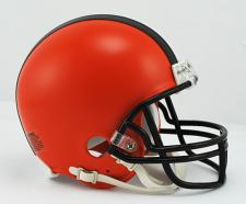 Cleveland Browns 2015- 2019 Mini Helmet