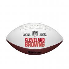 Browns team logo football