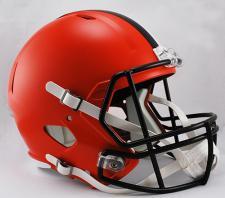 Browns Replica Speed Helmet