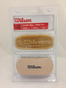 Football Brush and wax kit
