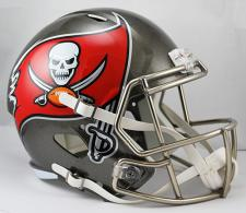 Buccaneers Replica Speed Helmet