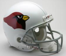 Arizona Cardinals Helmet 1960-04 Throwback Pro Line Riddell