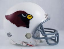 Arizona Cardinals 1960-04 Mini Helmet by Riddell
