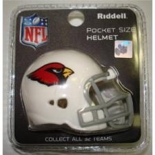 Arizonal Cardinals Revolution Pocket Pro Helmet by Riddell