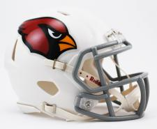 Arizona Cardinals Mini Speed Helmets by Riddell
