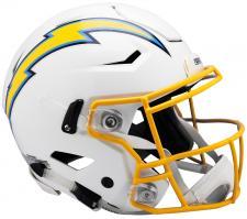 Chargers SpeedFlex Helmet