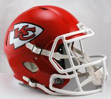 Chiefs Replica Speed Helmet