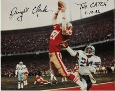 Dwight Clark The Catch