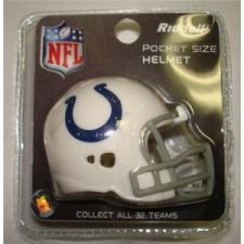 Indianapolis Colts Revolution Pocket Pro Helmet by Riddell