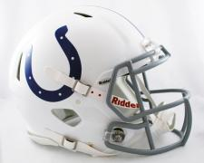 Indianapolis Colts Helmet Riddell Speed 2004-Current