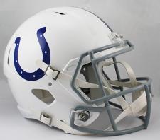 Colts Replica Speed Helmet