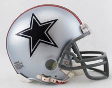 Dallas Cowboys 1976 Throwback Replica Mini Helmet by Riddell