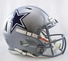 Dallas Cowboys Helmet Riddell Speed 1977-Current