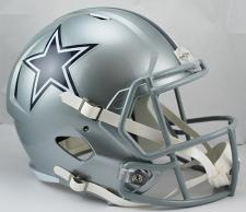 Cowboys Replica Speed Helmet
