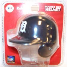 Detoit Tigers MLB Pocket Pro Batting Helmets by Riddell
