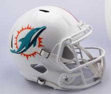 Dolphins Replica Speed Helmet