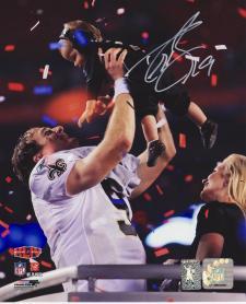 Drew Brees New Orleans Saints 8x10 #313 Autographed Photo
