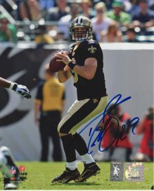 Drew Brees New Orleans Saints 8x10 #315 Autographed Photo