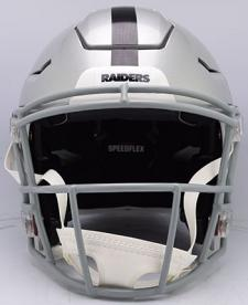 Raiders SpeedFlex Helmet Front