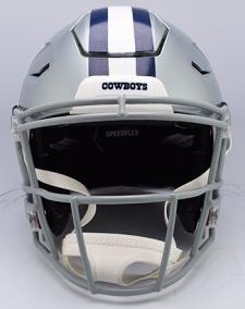 Cowboys SpeedFlex Helmet Front