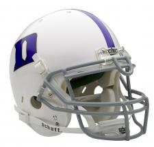 Duke Blue Devils Full Size Authentic Helmet by Schutt