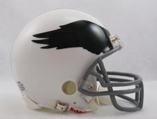 Philadelphia Eagles 1969-73 Throwback Replica Mini Helmet by Riddell