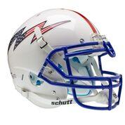 Air Force Falcons Football Helmet