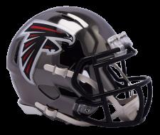 Falcons Chrome Mini Helmets