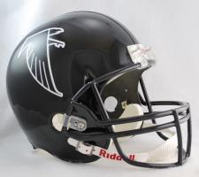 Atlanta Faclons Throwback Helmet 1990-2002