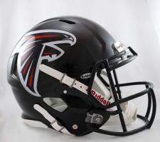 Atlanta Falcons Helmet Riddell Speed 2003-19