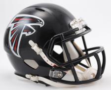 Atlanta Falcons Mini Speed Helmets by Riddell
