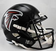 Falcons Replica Speed Helmet