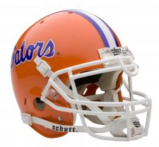 Florida Gators Full Size Authentic Helmet by Schutt