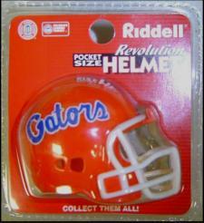 Florida Gators Pocket Pro Helmets by Riddell