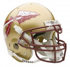 Florida State Seminoles Full Size Authentic Helmet by Schutt
